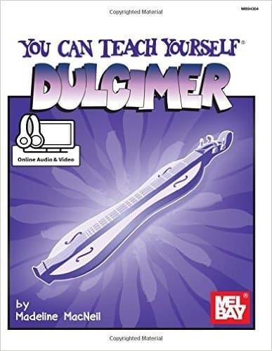 Mel Bay You Can Teach Yourself Dulcimer