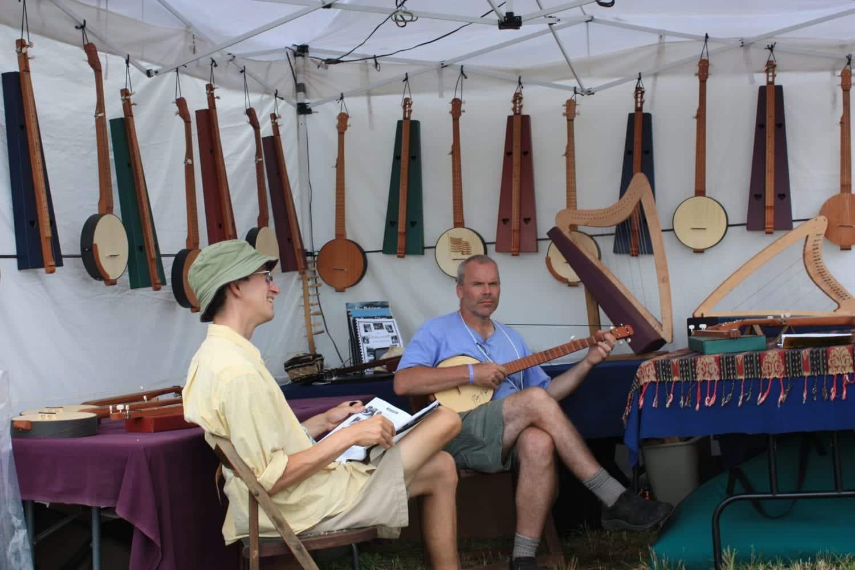 Philadelphia Folk Dulcimer Festival